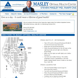 Masley Optimal Health