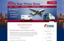 Tampa Delivery Courier