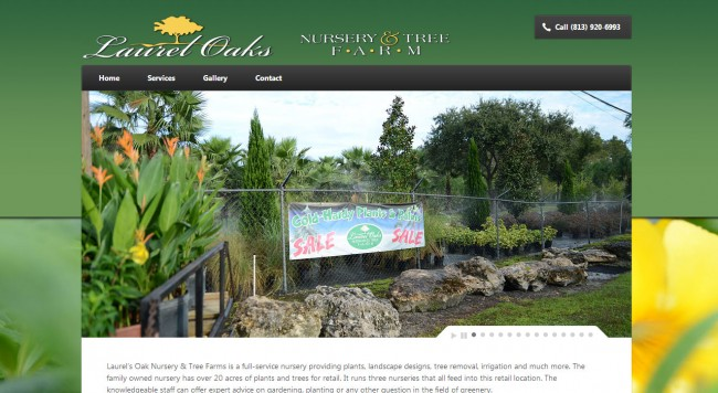 Laurel Oaks Nursery and Tree Farm